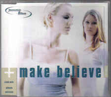 Jemma&Elize-Make Believe cd maxi single eurodance