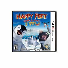 Happy Feet Two Nintendo 3DS New Sealed