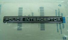 Ford POLICE INTERCEPTOR Emblem Crown Vic F-150 NEW OEM