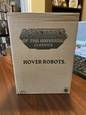 Masters Of The Universe Classics Hover Robots  MAILER BOX ONLY NO TOYS INCLUDED