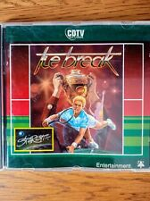 Commodore Amiga CDTV Tie Break Tennis