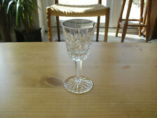 "Waterford Lismore 4oz Wine Glass - >5 1/2""(>14cms)"