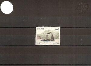 "Monaco 1960 SG D699 1v HMM ""La Palmaria""-Paddle Steamer-Postage Due"