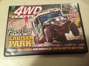 Australian 4WD Action DVD #180 - Roothys Takes On Cruiser Park