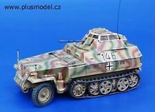 PLUS MODEL 051 Detail set per Sdkfz 250 su base Tamiya scala 1/35