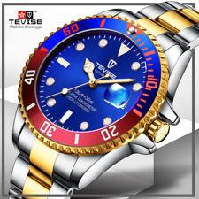 43MM Classic business luminous full automatic mechanical steel band men's Watch