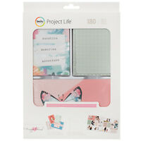 Project Life CHASING DREAMS VALUE KIT (180pc) 380856 WHIMSICAL PASTEL VINTAGE