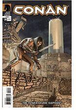 CONAN # 20 NM 2005 LADRONN COVER KURT BUSIEK CARY NORD DARK HORSE ROBERT HOWARD