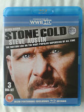 WWE Stone Cold Steve Austin - Blu Ray The Bottom Line on the Most Popular