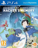 Digimon Story Cyber Sleuth Hacker's Memory | PlayStation 4 PS4 New (4)
