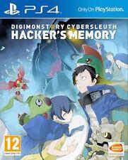 Digimon Story Cyber su faire Hacker's Memory | PlayStation 4 PS4 nouveau