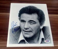 Peter Falk *Inspektor Columbo**, original signed Photo 20x25 cm (8x10) PSA DNA