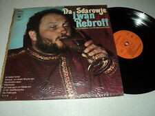 IVAN REBROFF 33 TOURS LP HOLLANDE NA SDARROWJE