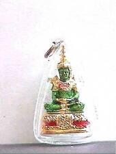 Smaragd Buddha Amulett aus dem Wat Phra Kaeo,geweiht.