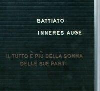 Franco Battiato - Inneres Auge Digipack Cd Eccellente