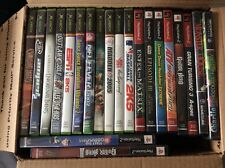 21 Video Game Lot Random Untested Slight Scratches Xbox, PlayStation 2 GameCube