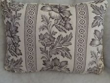 "GWINNET TOILE BY RALPH LAUREN OBLONG CUSHION  20"" X 14 ""(51 CM X 36 CM)"