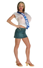 Costumes for All Occasions Gc1311 Wet T Shirt Costume