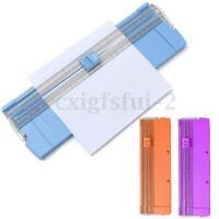 A4/A5 Precision Paper Card Arts Crafts Trimmer Photo Cutter Cutting Office Kit