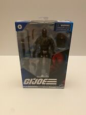 G.I. Joe Classified Series 6-Inch Snake Eyes Action Figure NEW