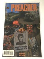 PREACHER #2 DC VERTIGO JESSE CUSTER FIRST APPEARANCE OF ARSEFACE AGENT DINNINGS