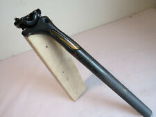 A Very Nice Extra-Long Specialized FACT 350 x 27.2mm Carbon Fiber Seatpost