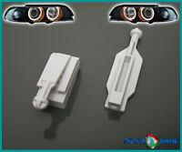 1x SET SCHEINWERFER REFLEKTOR HALTERUNG CLIPS BMW E39 00-03 HALOGEN XENON #NEU#