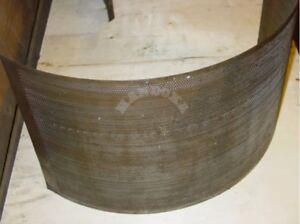 Gitter Siebe 1.5 mm für Hammermühle / Sieve 1.5 mm for Hammer mill