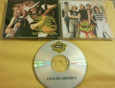 NIGHT RANGER - Live in America Cd mega rare 12 tracks In Michigan 1984 TRILLION