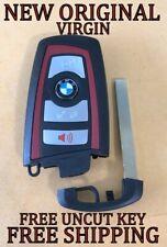 NEW OEM 09-14 BMW 7 SERIES F SERIES SMART KEYLESS REMOTE FOB YGOHUF5767 RED