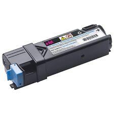Genuine Dell 8WNV5 Magenta Toner 2500 Yield 331-0717 for 2150cn/2150cdn/2155cn/2
