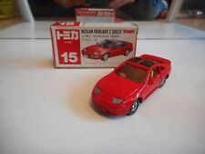 Tomica Nissan Fairlady Z 300ZX in Red on 1:59 in Box (Made in Japan)