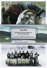 RAMS  NEW EDITION   DVD DRAMMATICO