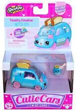 Shopkins Cutie Cars Toasty Toaster Mini QT2-01 Diecast Series 2