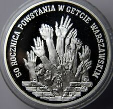 Poland / Polen - 300000zl Warsaw Ghetto Uprising