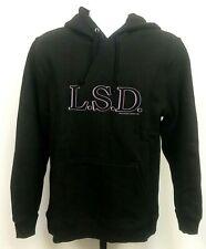 STUSSY LSD Hoodie Sweatshirt Pullover Skater Streetwear Medium NEW Sold Out