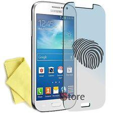 4 Pellicola Opaca Per Samsung Galaxy Grand Neo e Plus i9060 i9062 Antimpronta
