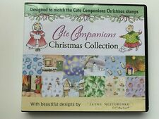 Cute Companions Christmas Collection CD-Rom