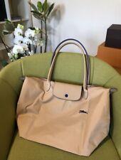 9f1110fc162fe Longchamp Tasche Planetes (Le Pliage) Limited Edition L langen Henkeln    NEU