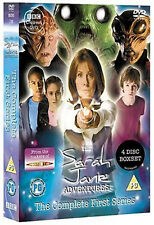 SARAH JANE ADVENTURES COMPLETE SERIES 1 DVD First 1st Season One UK Release New