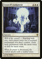 1X Council's Judgment MTG MAGIC: THE GATHERING—CONSPIRACY, NM Pack Fresh