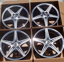 New 18 Amg Wheels Mercedes Benz C300 C350 C400 C25o Cla Oem Rims