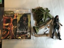 NECA Pirates of the Carribean - Dead Man's Chest Series 2 - Jack Sparrow