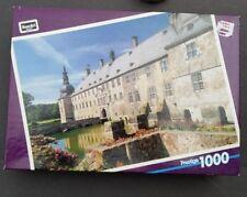 1000 PC JIGSAW PUZZLE LEMBECK CASTLE WESTPHALIA ROSEART Prestige