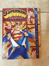 Superman: The Animated Series - Vol. 1 (DVD, 2004, 2-Disc Set)