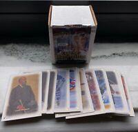 2008-09 08-09 Upper Deck UD Masterpieces Complete Full Base Set 1-87 Gretzky +
