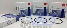 4 CYL. PISTON RINGS SET STD FOR SEAT CORDOBA INCA IBIZA TOLEDO LEON 1.9 TDI AAZ