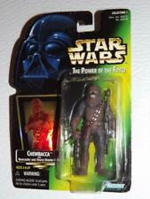 STAR WARS THE POWER OF THE FORCE  CHEWBACCA ACTION FIGURE!