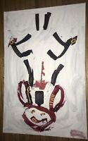quarantine • Porn Art • buffalo ny😷abstract painting Basquiat graffiti