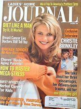 Ladies' Home Journal Magazine Christie Brinkley October  1998 081017nonrh2